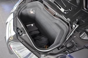 Aventador行李箱空间图片