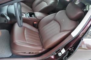 英菲尼迪EX驾驶员座椅图片
