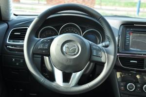 马自达6(进口)方向盘图片