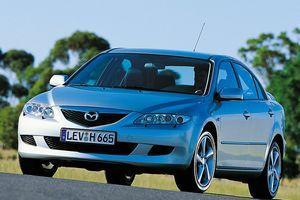 进口Mazda6