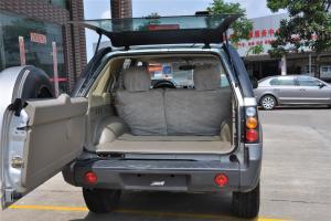 陆风X6                 行李箱空间
