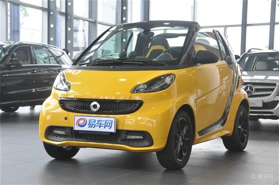 smart最高优惠3万 部分车型送一年商业险