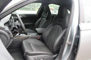 奥迪S6(进口)驾驶员座椅图片