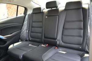马自达6(进口)后排座椅图片