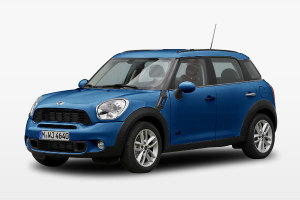 MINI COUNTRYMAN 宝蓝色