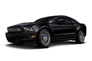 福特Mustang            乌木黑