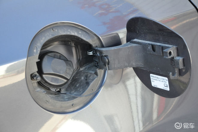 迈腾油箱盖结构图片
