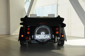 摩根Roadster 正车尾