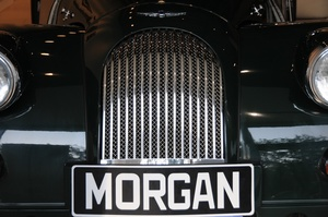 摩根plus 8 中网(中央隔栅)