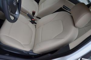 和悦A30驾驶员座椅图片