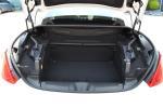 标致308 CC(进口)行李箱空间图片