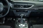 进口奥迪S7 中控台正面
