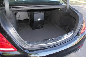 进口奔驰S级 全新奔驰S500L空间