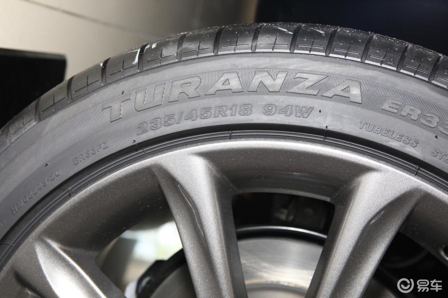 尚锐版轮胎规格汽车图片-汽车图片