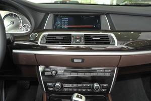 宝马5系GT中控台正面图片