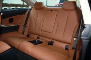 宝马4系(进口)后排座椅图片