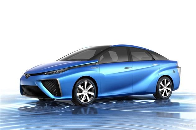丰田将携四款环保概念车亮相广州车展