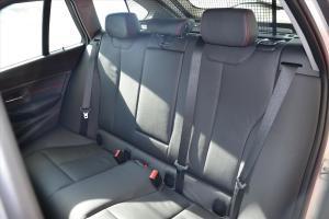进口宝马3系旅行轿车 后排座椅