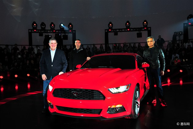 福特新一代野马全球首发 传承+创新