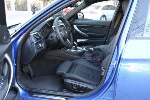 宝马3系旅行轿车(进口)前排空间图片