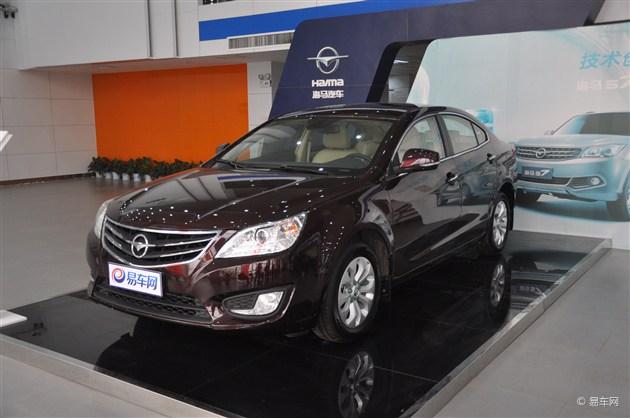 邯郸海马M8新车到店售12.68-16.68万元