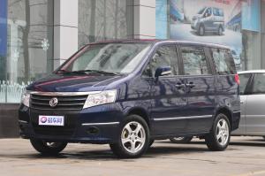东风·郑州日产 帅客 2011款 1.6L 手动 7座舒适型