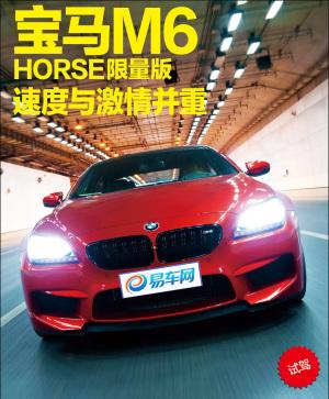 宝马M6(进口)宝马M6 马年限量版图说图片