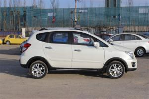 长安CX20正侧(车头向右)图片