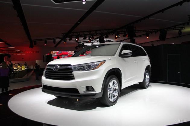 广汽丰田全新汉兰达或于3月30日正式上市