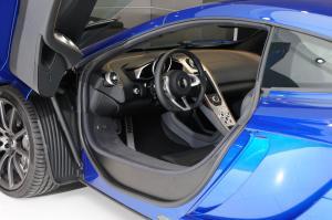 迈凯伦MP4-12C12C空间-蓝色图片
