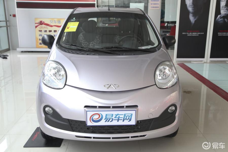 【奇瑞qq2013款1.0l 手动 时尚版外观汽车图片-汽车】