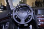 英菲尼迪Q60方向盘图片