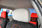 夏利N5驾驶员头枕图片