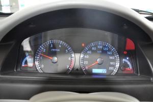 夏利N5仪表盘背光显示图片