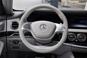奔驰S级AMG方向盘图片