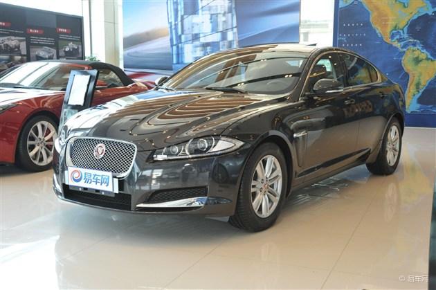 捷豹XF指定车型最高优惠达15万元