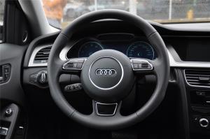 奥迪A4(进口)方向盘图片