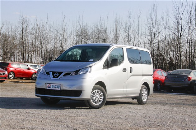 日产NV200 CVT国V车型上市 售11.78万元起