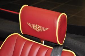 摩根Roadster驾驶员头枕图片