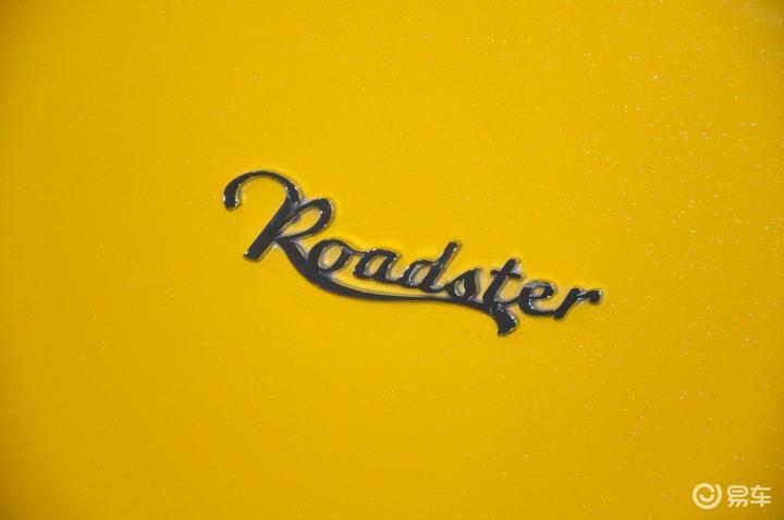 摩根Roadster尾标(522474);