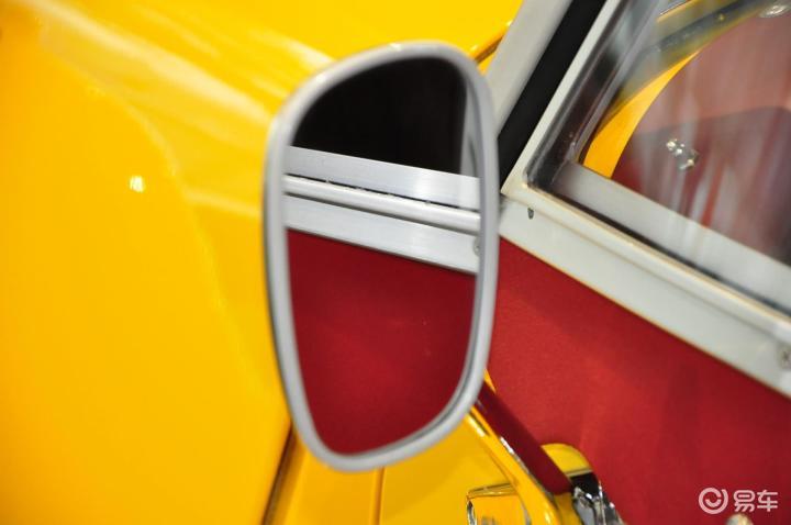 摩根Roadster后视镜镜面(后)(522471);
