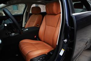 捷豹XJ驾驶员座椅图片