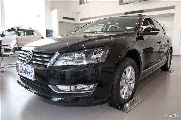 2014款帕萨特朔州新车到店 优惠3000元