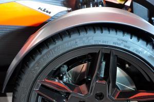 X-BOW 轮胎规格
