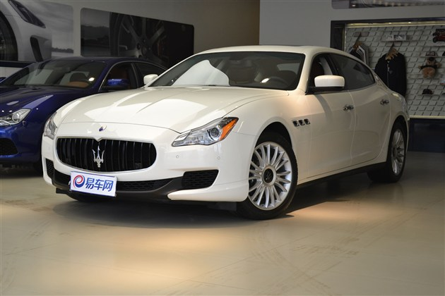 玛莎拉蒂总裁增四驱版车型 或3月20日上市