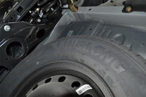 吉利SX7                备胎品牌