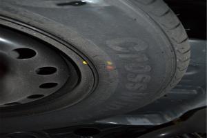 吉利SX7                备胎规格
