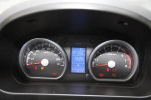 福汽启腾 M70 仪表盘背光显示