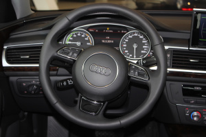 奥迪A6(进口)方向盘图片