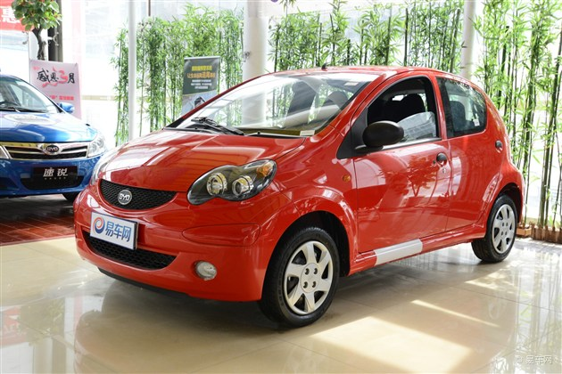滨州购买比亚迪F0最高优惠0.5万元